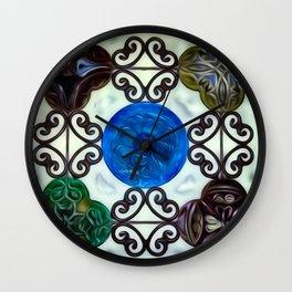 Contempt Wall Clock