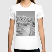 wander T-shirts featuring Wander by Casey Sprau