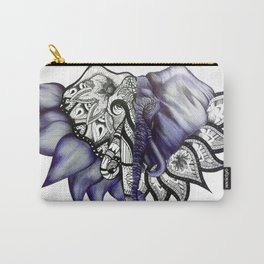 Mandelephant Carry-All Pouch