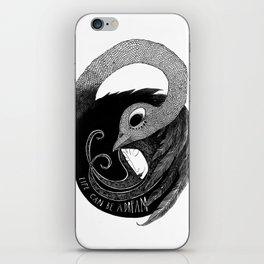 bird women 3 iPhone Skin