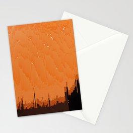 marmalade city Stationery Cards
