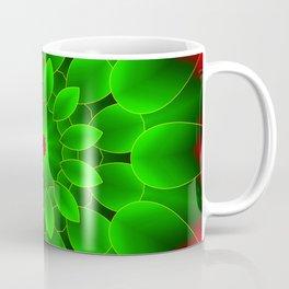 Mandala Green Coffee Mug