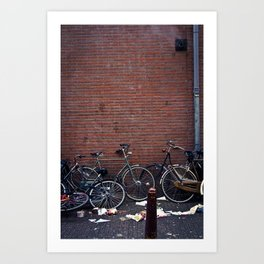 Dutch culture II Art Print