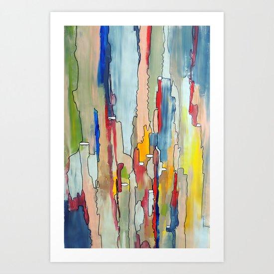 sourya Art Print