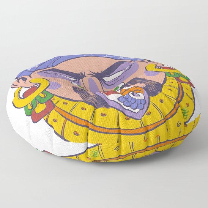 DTM Azteca Floor Pillow