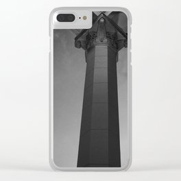 Lair of the Titan Clear iPhone Case
