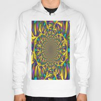 mirror Hoodies featuring Mirror by LoRo  Art & Pictures