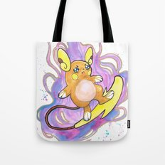 Psychic Surf Tote Bag