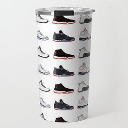 Air Jordan Series Collection 1-14 Travel Mug