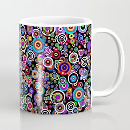 Spots (Version 7) by Bruce Gray Coffee Mug