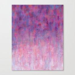 Warm Rain Canvas Print
