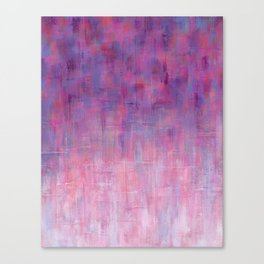 Warm Rain Canvas Print
