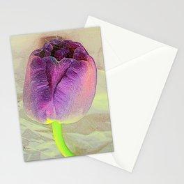 Purple Crush Stationery Cards