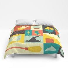 King's Cross - Harry Potter Comforters