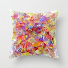 chromatubes Throw Pillow