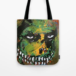 GHOST GIRLS GRIN Tote Bag