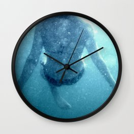 Woosh Wall Clock