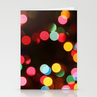 bokeh Stationery Cards featuring Bokeh by TimH