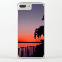 Secrets in the Shadows Clear iPhone Case