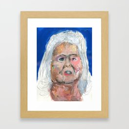 Louise Framed Art Print