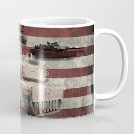 Abrams American Miltary Main Battle Tank Coffee Mug