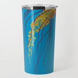 Stitches: Jellyfish Travel Mug