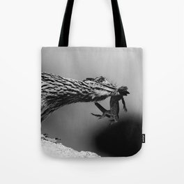 Lunch for Road Runner Tote Bag