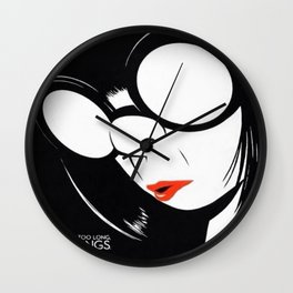 Edna Wall Clock