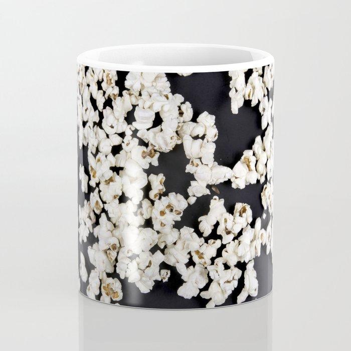 // POPCORN BLACK // Coffee Mug