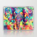 Rainbow elephant by zniqueartistshop