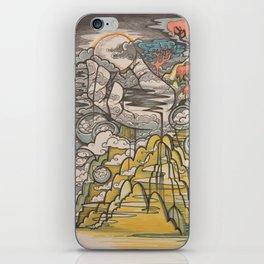 The Beast - 01 iPhone Skin