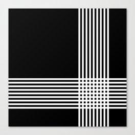 krizanje Canvas Print