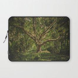 Spirits inside the wood Laptop Sleeve