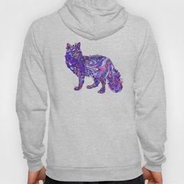 Fox by Night Hoody