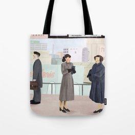 Kanda Station Tote Bag