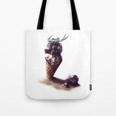 Ice Crab Tote Bag