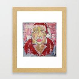 I'm your tool. Framed Art Print
