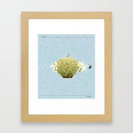 Apple 04 Framed Art Print