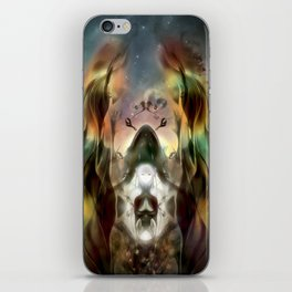 Silent Tranquility  iPhone Skin