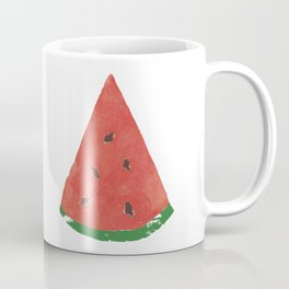 Watercolor Watermelon Coffee Mug