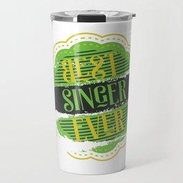Singer Number One Travel Mug