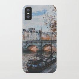 Paris, France iPhone Case