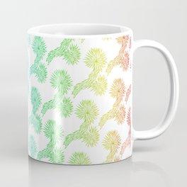 Joshua Tree Arco Iris by CREYES Coffee Mug