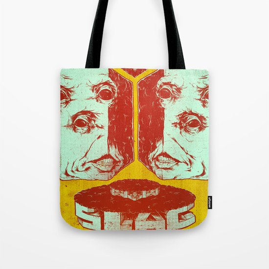 Slag Box 2 Tote Bag