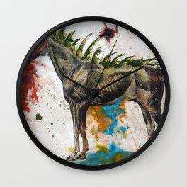 Zombify Wall Clock