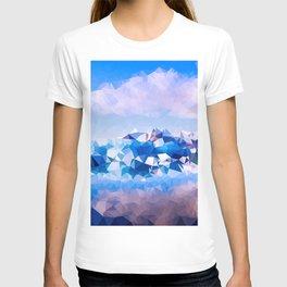 Ice Shard Magic T-shirt