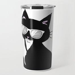 Maybe It's Meowbelline Travel Mug