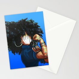 Naturally the Riveter  Stationery Cards