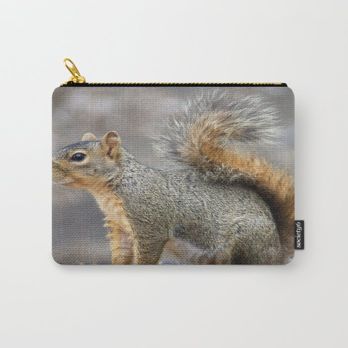 Oregon Squirrel  Carry-All Pouch