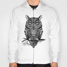 Warrior Owl 2 Hoody